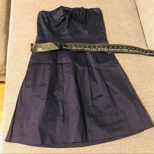 """Gretchen Scott Designs Navy blue """"bow"""" dress"""